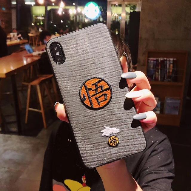 Dragon Ball Super Goku soft cover case for Huawei Models