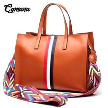 Genuine Leather Handbags 2019 Luxury Handbags Women Bags Designer Women's handbags Shoulder Bag Messenger Bag Cowhide Tote Bag