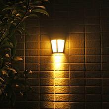 6led zasilane energią słoneczną energooszczędne lampy wodoodporne kinkiety do ogrodu Yard tanie tanio AsyPets CN (pochodzenie) IP65 1 2 v SOLAR Żarówki LED ART DECO W nagłych wypadkach Ni-mh