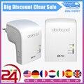 Dodocool AC750 Wi-Fi ретранслятор маршрутизатор точка доступа режим 2,4/5 ГГц двухдиапазонный беспроводной маршрутизатор 3 внутренних антенны ретран...