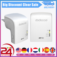 Router Wifi Repeater Dual-Band Dodocool Ap-Access-Point-Mode AC750 Antennas Internal