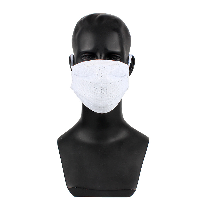 CM 2002 Multi-functional Dust Respirator Activated Carbon Haze-resistant Mask Cotton Yarn Protection Labor Safety Face Mask Whol