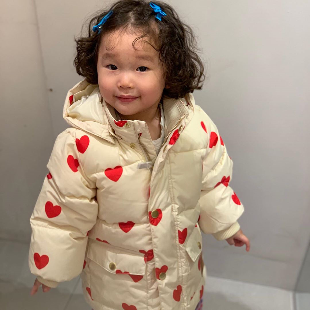 2021 New Mini Kids Winter Clothes Boys Clothes Down Jackets Hoodie Warm Baby Girls Fur Coats Cotton Outwear Tops Bubble Coat 5