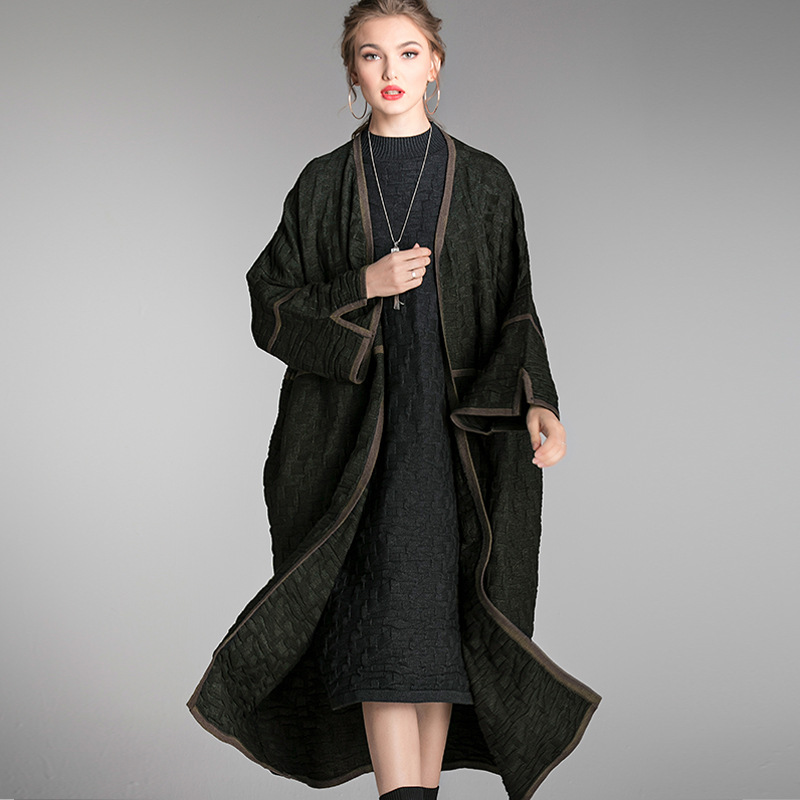 female new autumn and winter plus plus Women's Sweaters/Coat