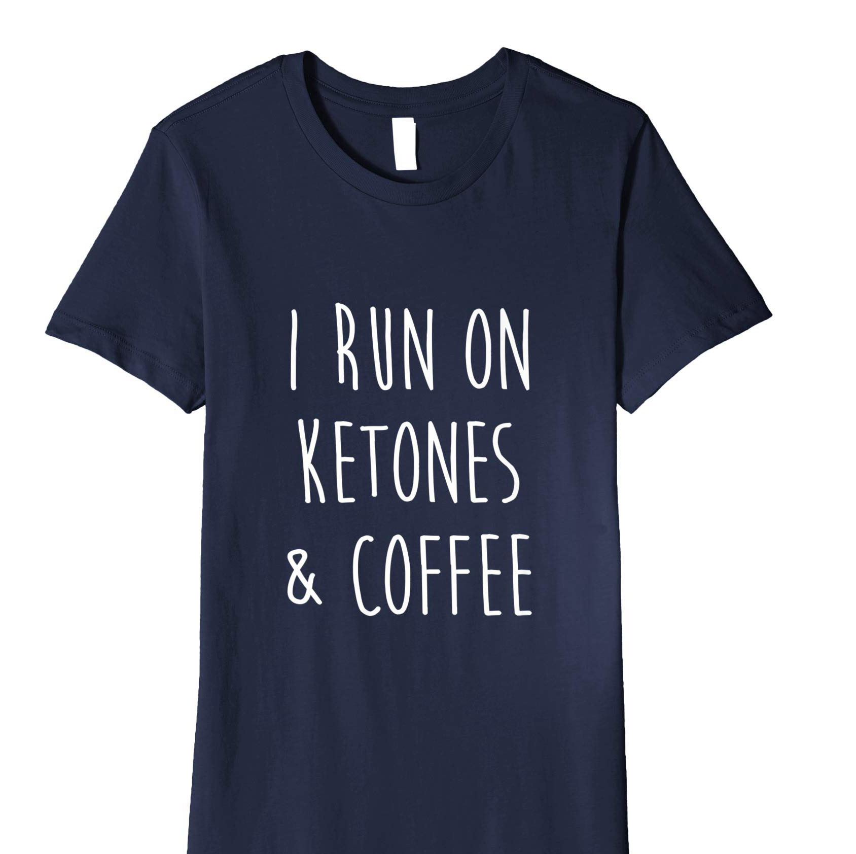Women'S Tee Funny Keto Shirt I Runner On Ketosis Diet Gift For Lady Hip Hop Clothes Shirt Girl Female Lady image