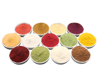 Natural Fruit & Vegetable powder strawberry pumpkin butterfly bean pollen Cake Pastry Bread Yogurt food color baking ingredients image