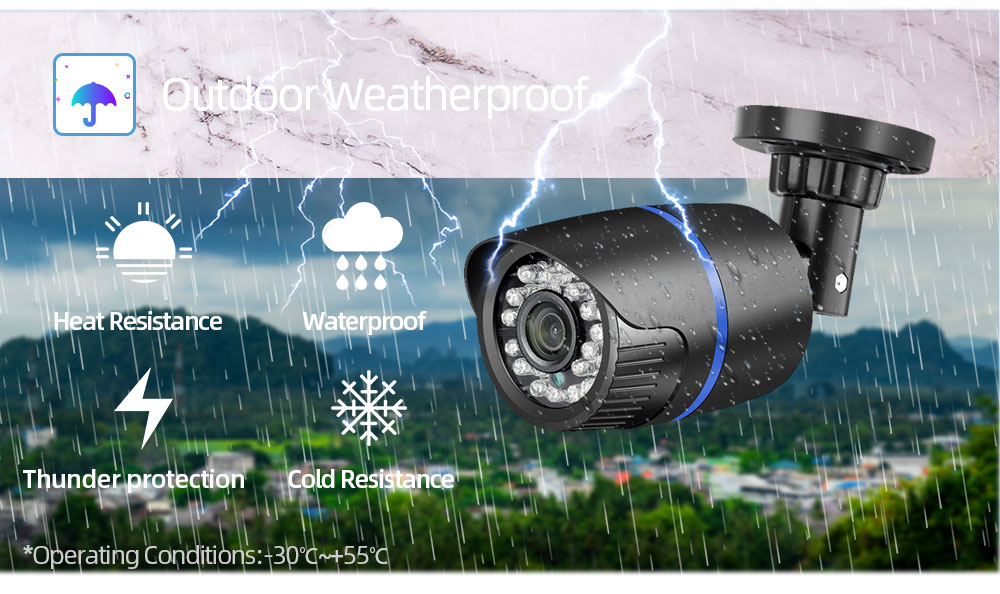 H.265 POE CCTV System 4CH 5MP NVR Kit 5.0MP Audio Record AI IP Camera IR Outdoor Waterproof P2P Video Security Surveillance Set