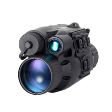 New 3X50 High Definition Infrared Night Vision Green Image 18650 Battery-powered Hunting Patrol Infrared Monocular Telescope high definition low light level monocular night vision hunting patrol infrared telescope