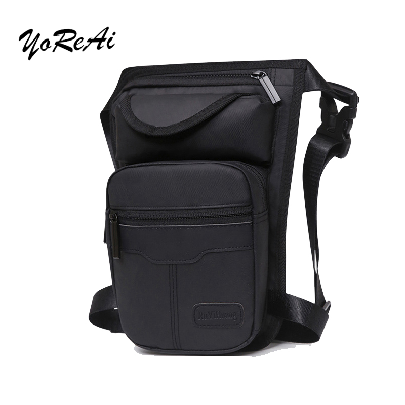 2018 Black KTM Racing Motorcycle Bags Chest Bags Pockets Leg Bags Sports Bags