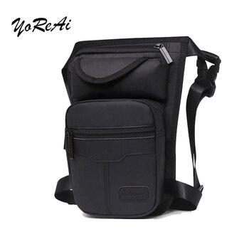 цена на Motorcycle Leg Bag Knight Waist Moto Travel Waist Fishing Bags Motorbike Pocket Outdoor Package Bag Moto Motocicleta Side Packs