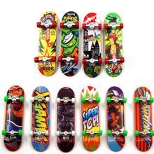 2 шт Finger Board Tech мини скейтборды сплав стент вечерние подарки