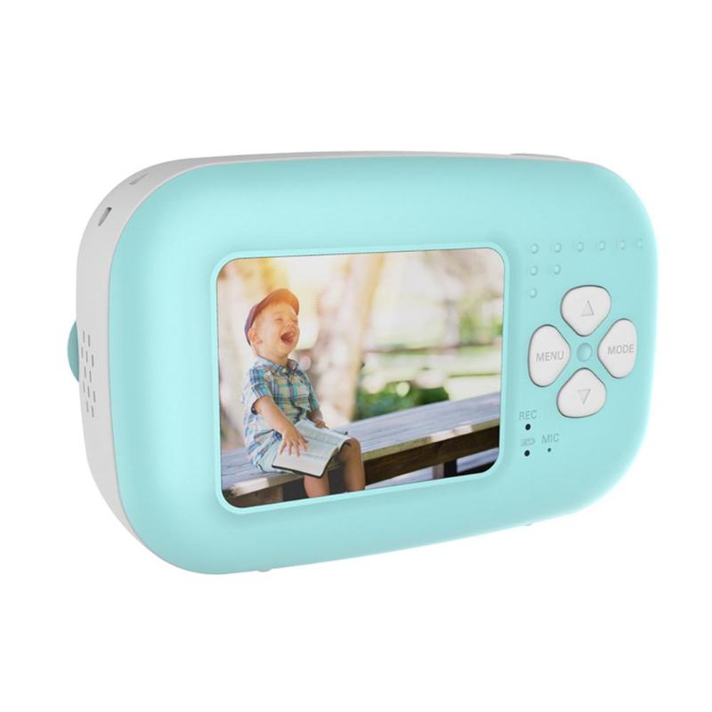 Kids Camera Photo Photograph Camera Educational Toy Birthday Gifts For Children 2.0 Inch Ultra High Definition Display