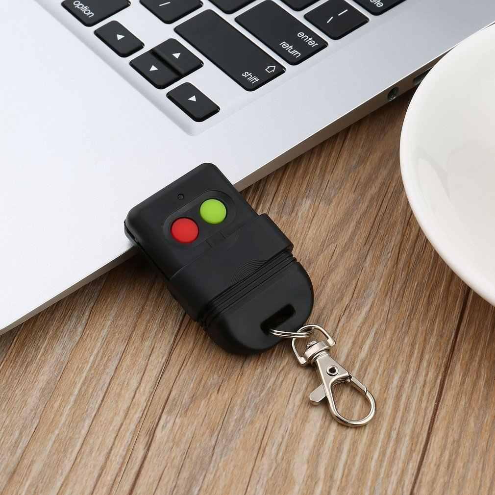 Bezprzewodowe automatyczne kopiowanie zamiennik pilota zdalnego sterowania 330MHz powielacz twarzą w twarz prywatność bramy garażowe klucz Auto brama drzwi klucz