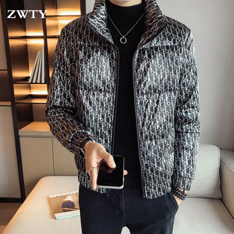 ZWTY Men Coat Jackets Parkas Jacket New Fashion High Quality Brand Casual Clothing Clothes Coats Outwear New Season|Parkas| - AliExpress