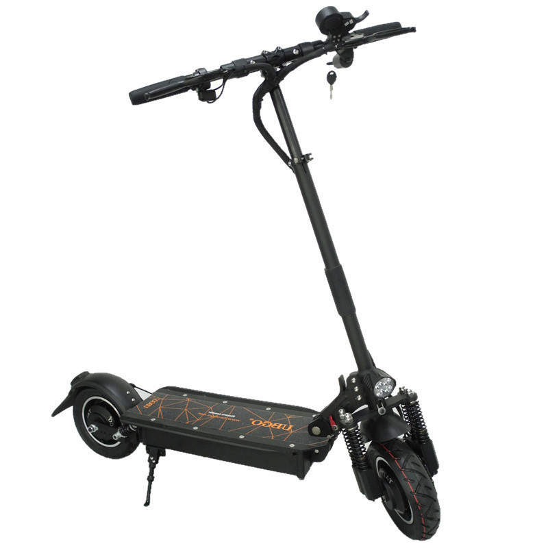 10'' Powerful <font><b>Electric</b></font> <font><b>Scooter</b></font> <font><b>Electric</b></font> <font><b>Scooters</b></font> Double Drive <font><b>2000W</b></font> 52V Adult Two Wheels <font><b>Electric</b></font> <font><b>Scooter</b></font> image