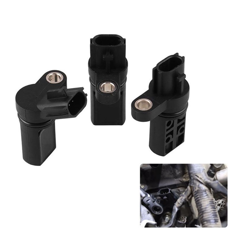 Camshaft//Crankshaft Position Sensor Left/&Right Fit for 02-08 Infiniti G35 I35 M3