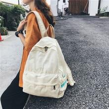 2020 Fashion Women Backpack Quality Canvas Travel Backpack Female School Bags for Teenagers Girl Shoulder Bag Bagpack Rucksack