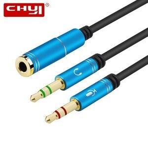 CHYI Headphones Earphone Two 3