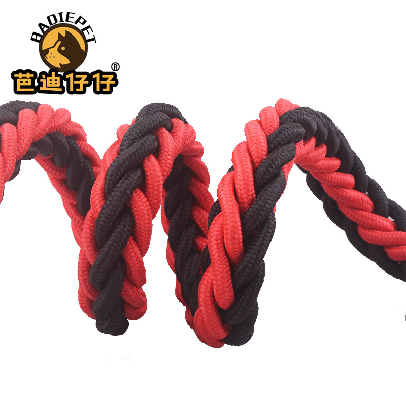 Dog Chain German Shepherd Traction Belt Husky Hand Holding Rope Large Dog Chain Dog Golden Retriever Nylon Dog Collar Dog Horse