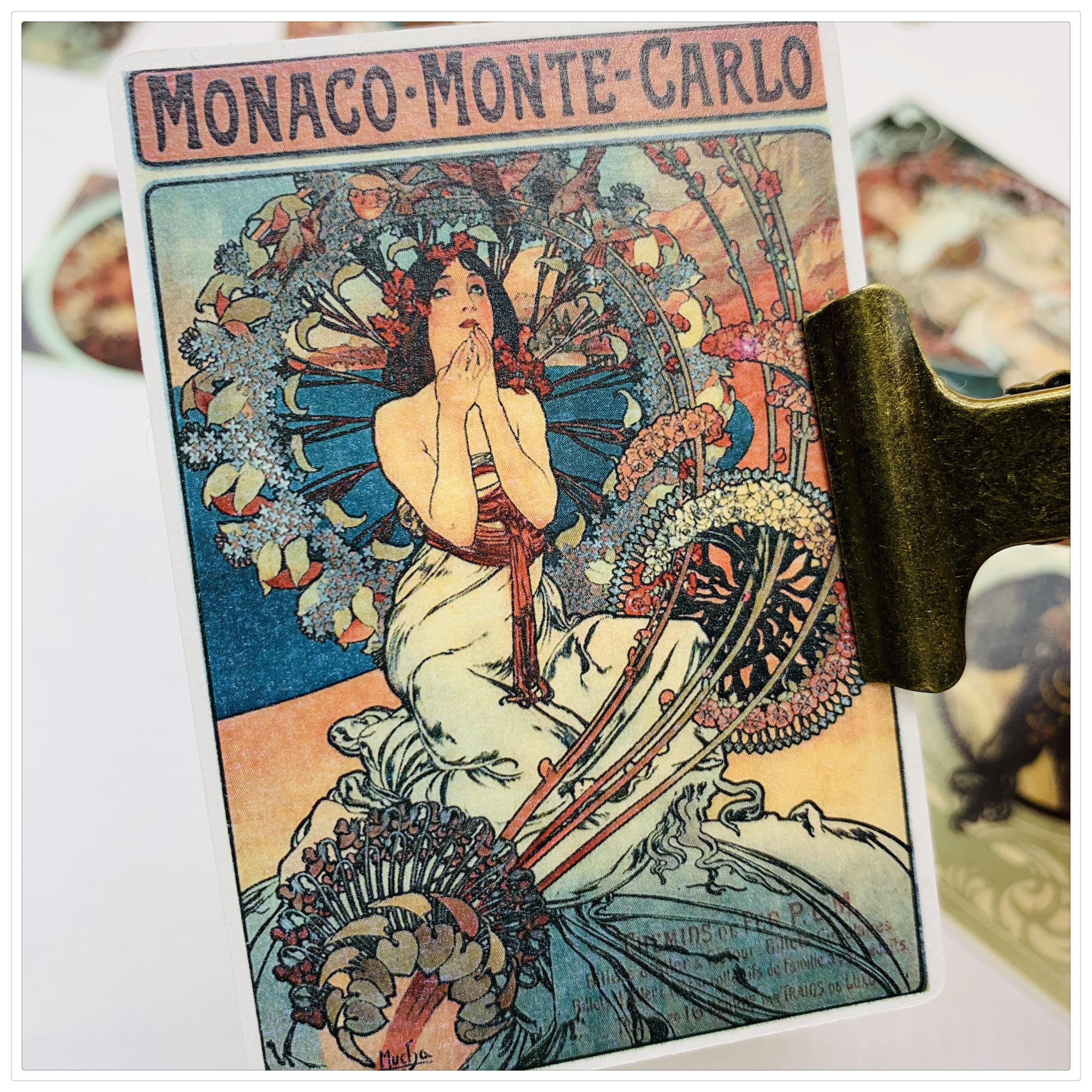 17Pcs/Set Vintage European Art Painting Sticker DIY Craft Scrapbooking Album Junk Journal Happy Planner Decorative Stickers