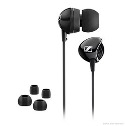 Sennheiser CX175 3.5mm Wired Pure Bass Earphone Stereo Headset Sport Earbuds Noise Reduction Headphone for iPhone/Samsung/XiaoMi
