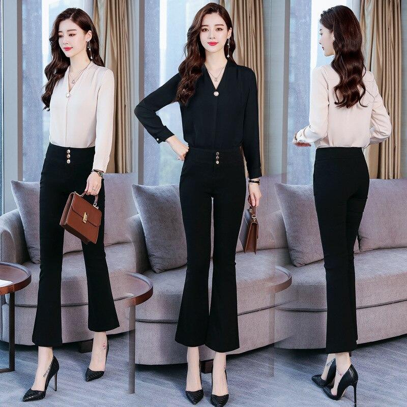 Set/Suit Skirt 2020 Spring Pocket Solid Color Trend Simple Cool Slimming Slim Fit Versatile