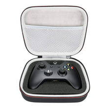 Storage EVA Hard Case Travel Carrying Portable Bag for Xbox One/Xbox One S/Xbox One X 360 Controller with Mesh pocket Fits Plug
