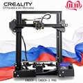 Originele CREALITY 3D Printer Ender-3 of Ender-3 PRO DIY KIT MeanWell Voeding/voor 1.75mm PLA ABS PETG /uit Rusland