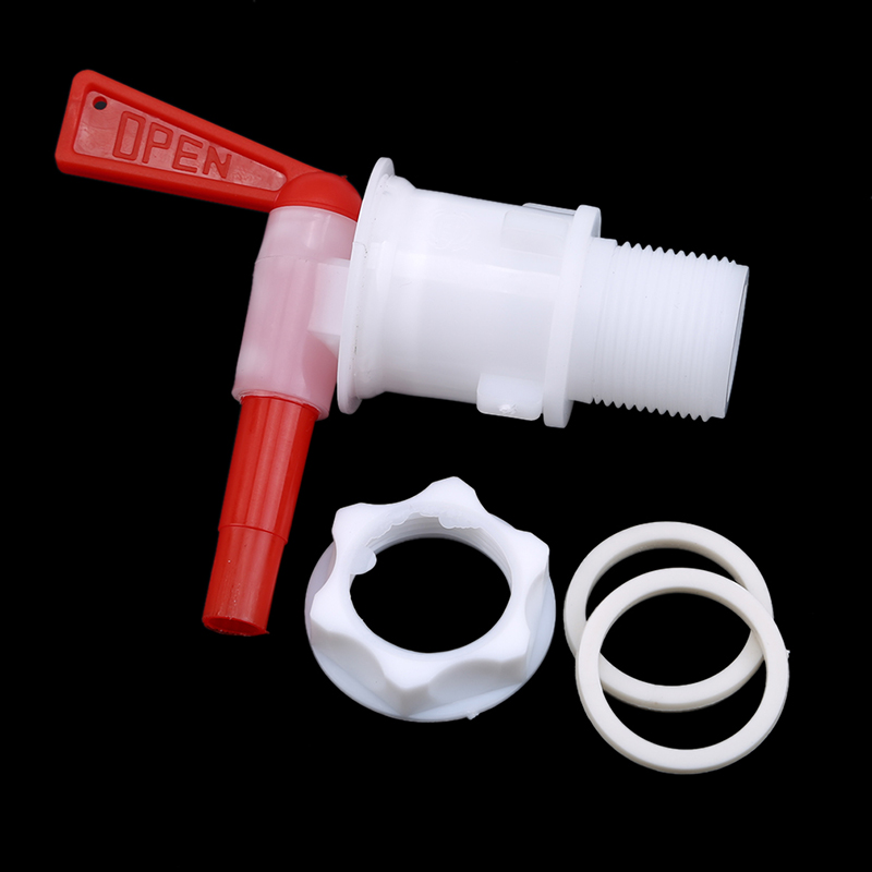 Fermentation Barrel Plastic Faucet Self-made Home Brew Beer Faucet Brewing Equipment Fermentation Tool