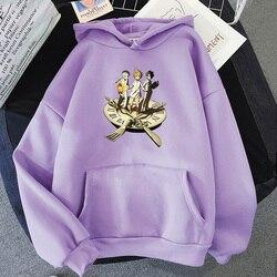 The Promised Neverland Emma Norman Ray Hoodies Teens Fashion Hoodie Graphic Japanese Anime Sweatshirt Hip Hop Toppies