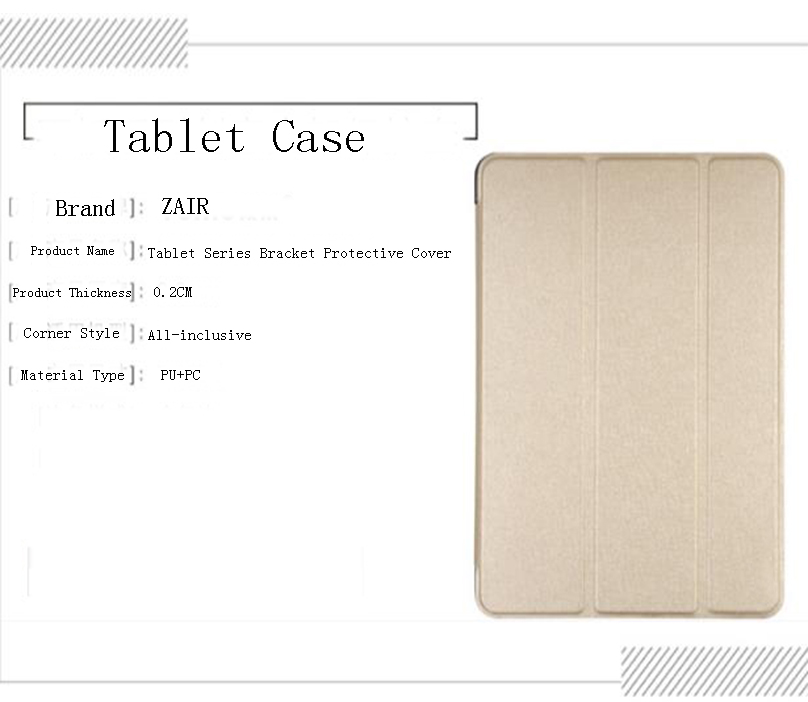 PU Leather For 10.2 Cover 8 inch 2020 Auto Wake Apple Stand For Smart iPad Case Trifold