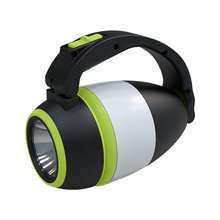 USB аккумуляторная светодиодный фонарь кемпинг фонарик открытый прожектор с 2400 мАч Банка мощность 3-уровня аварийной лампы TorchTable регистрации
