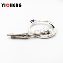 1M/2M E/K type 0-800 degree stainless steel temperature sensor thermocouple bayo