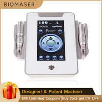 Biomaser MTS450 cyfrowy dotyk makijaż permanentny zestaw długopisów do brwi usta oczy kompletny pisak do tatuażu profesjonalna maszyna
