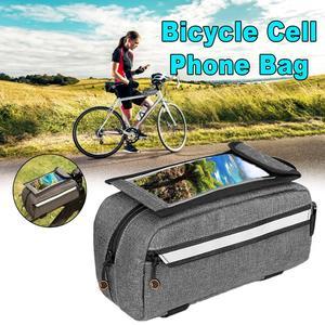 Велосипедный руль для велосипеда, сумка для мобильного телефона, чехол для телефона 6,4 дюйма, 40P