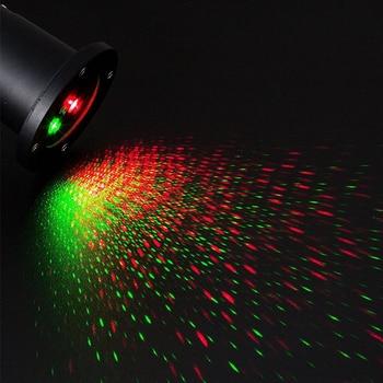 Outdoor Solar Garden Lawn Stage Effect Light Fairy Sky Star Laser Projector Waterproof Landscape Garden Christmas Decor Lamp 1