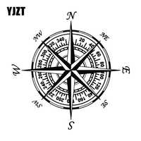 20cm*20cm NSWE Compass Nautical Navigate Vinyl Car-styling Decal Motorcycle Car Sticker S6-3504