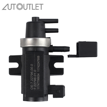 For Turbo Pressure Boost Control Solenoid EGR Valve For BMW 1 3 5 6 7 Series X3 X5 X6 7.22796.00.0 7.22796.01.0 Solenoid Valve image
