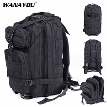 7Color 20 30L Tactical Backpacks Hiking Bag Outdoor Sport Bags Mens Fishing Hunting Trekking Tactical Mitility Bag Climbing Bag