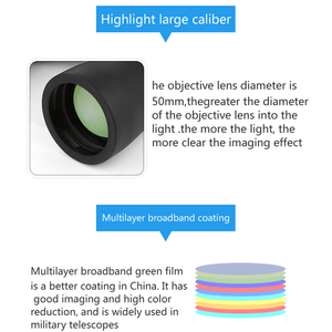 Image 4 - Borwolf 10 180X90 High Magnification HD Professional Zoom powerful Binoculars Light night vision for hunting telescope monocular