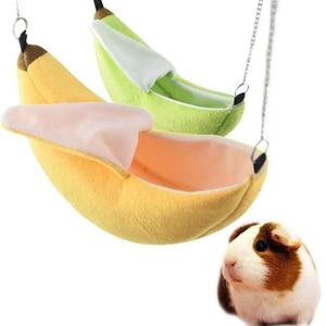 Hamster cotton nest banana Sha