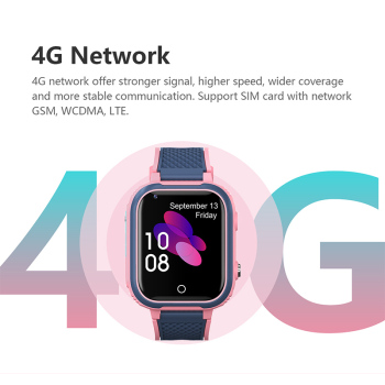 LT21 4G Smart Watch Kids GPS WIFI Video Call SOS IP67 Waterproof Child Smartwatch Camera Monitor Tracker Location Phone Watch 2
