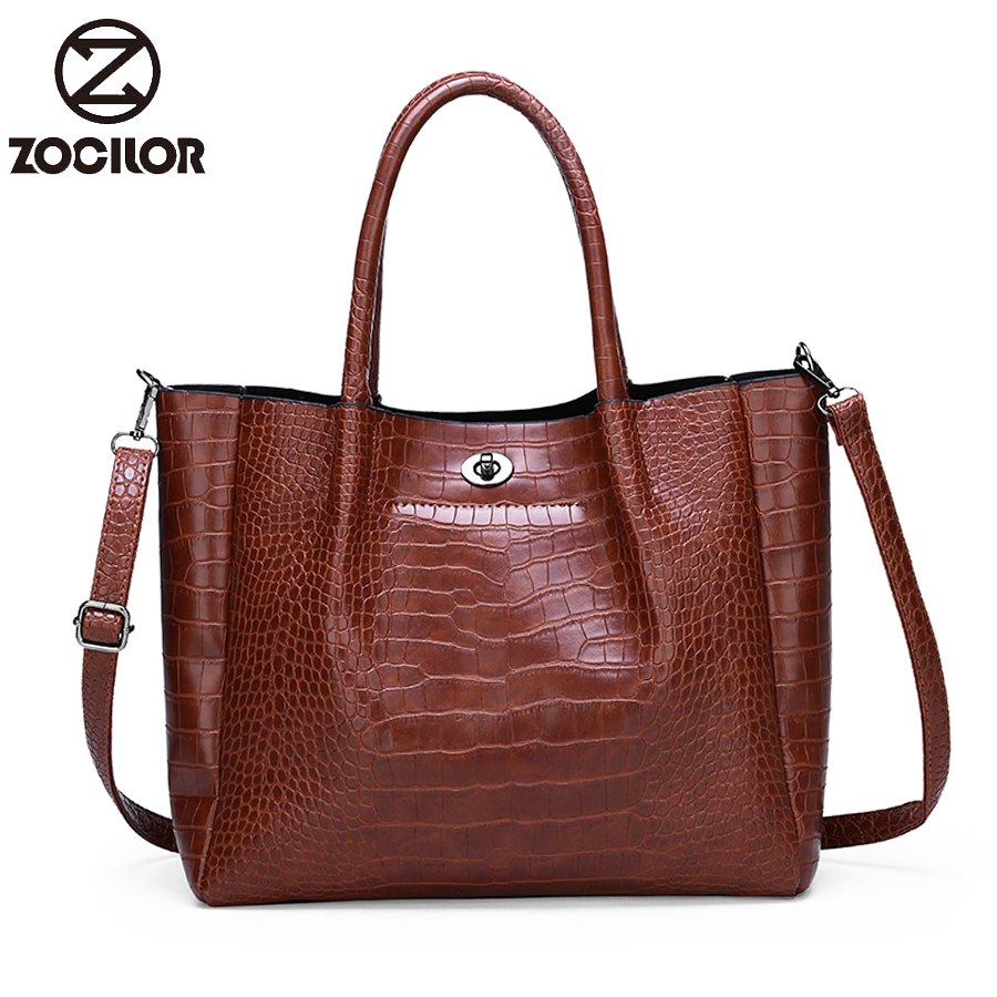 Retro Big Woman Shoulder Bags Famous Brand Luxury Lattice Handbags Women Bags Designer High Quality Leather Totes Women Bag