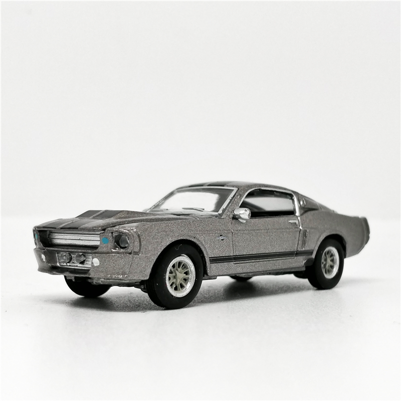 Greenlight 1:64 Ford Mustang 1967 Eleanor Gray Gone In 60 Seconds Loose Item