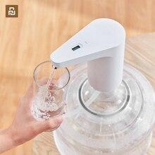 Youpin dispensador de agua eléctrico inalámbrico con Interruptor táctil, dispositivo de bombeo de agua TDS, recargable, automático, USB