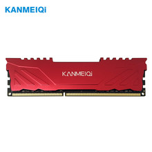 KANMEIQi ram DDR3 4GB 8GB 1333mhz 1600/1866MHz di Memoria Sul Desktop con Dissipatore di Calore dimm pc3 CL9 CL11 1.5V 240pin compatibile Intel/AMD(China)