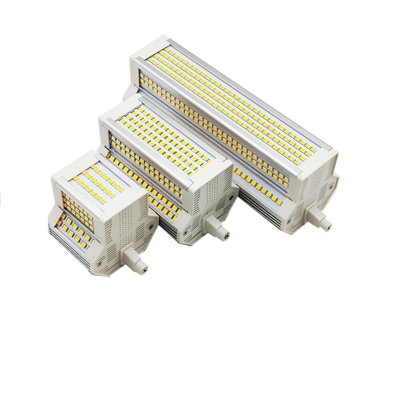 Dimbare Led R7S Licht 78Mm 118Mm 189Mm 20W 50W 100W Led Lamp J78 J118 j189 RX7S Schijnwerper Vervangen 1000W Halogeen Buis Licht