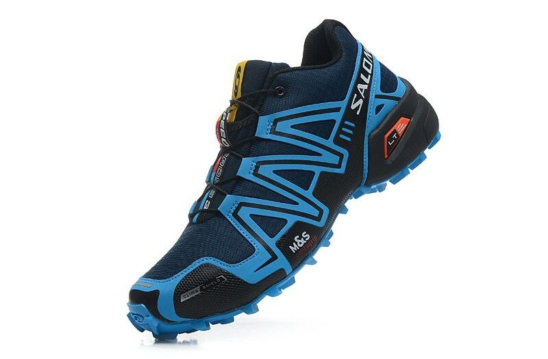 ¡Novedad de 2020! Zapatos deportivos Salomon Speed Cross 3 para hombre, zapatos deportivos para caminar al aire libre, trotar Zapatos Salomon hombre - 2