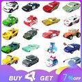 Disney Pixar Cars TSR Найджел Gearsley Pit Crew Guido Patti, Высококачественная игрушечная машинка из сплава, модели персонажей из мультфильмов, подарок на день р...