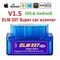 Автомобильный bluetooth-считыватель кодов ошибок ELM327, считыватель кодов ошибок для Windows/Android и IOS iphone, используйте FM V1.5 ELM327, гарантия elm327, Автомоби...